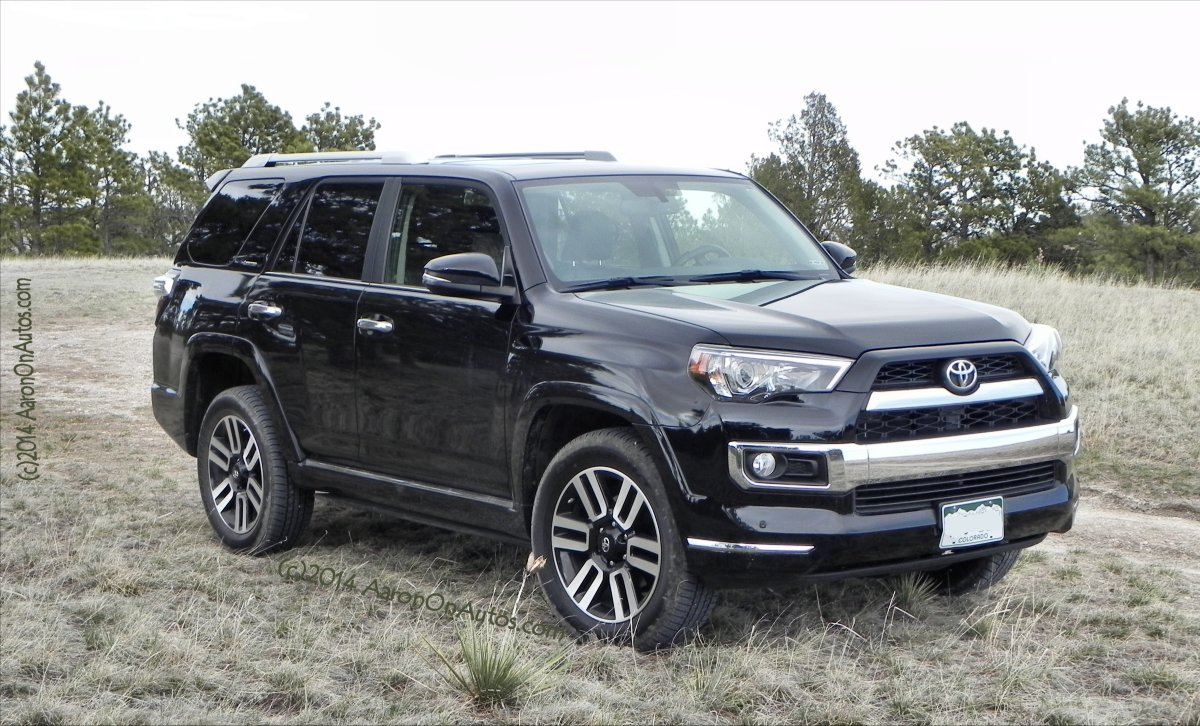 2014 toyota 4runner limited gallery aaron on autos. Black Bedroom Furniture Sets. Home Design Ideas