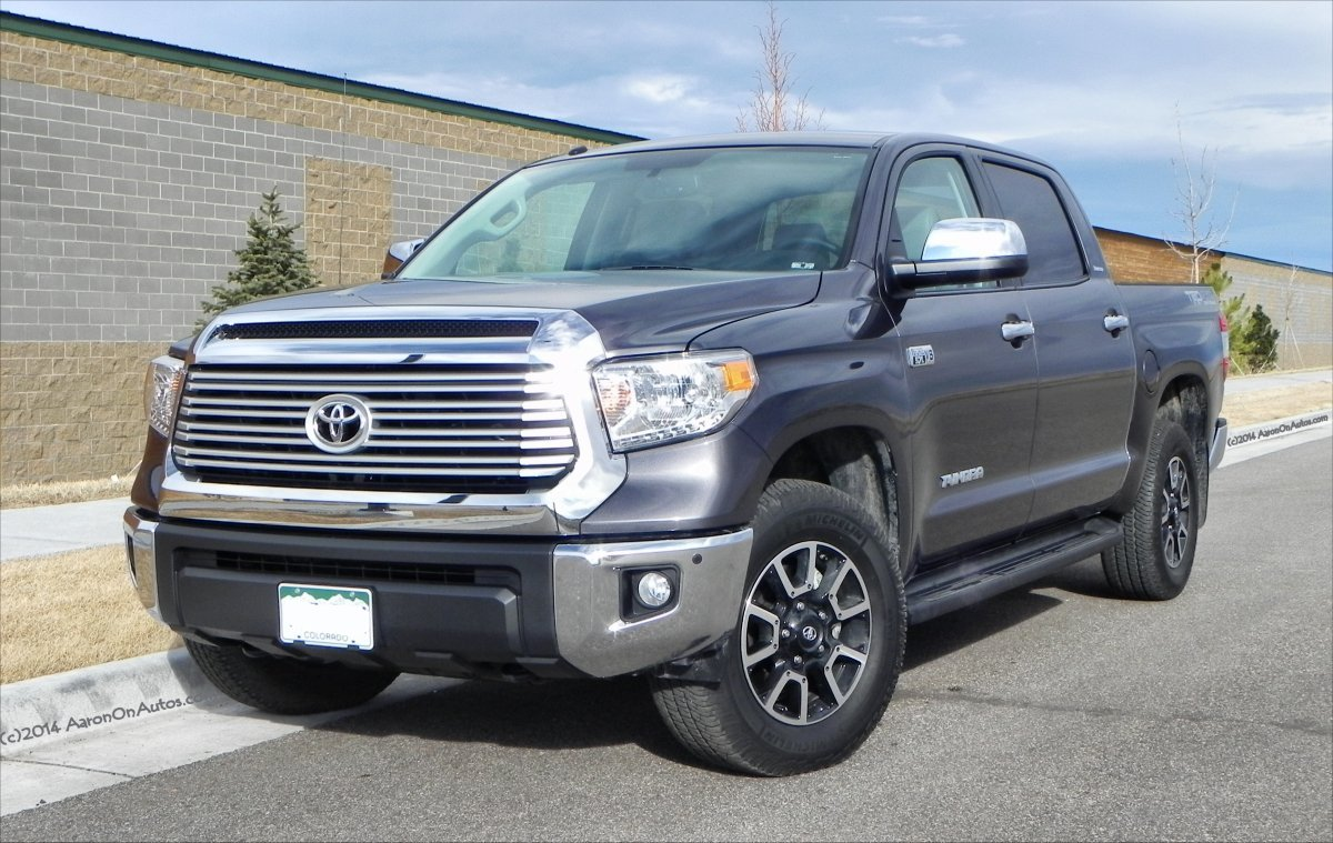 2014 Toyota Tundra Limited TRD Gallery