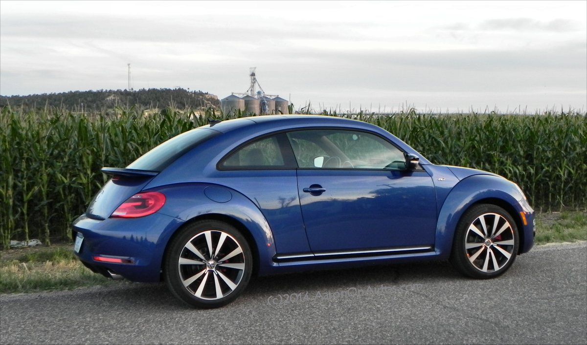 2014 volkswagen beetle r line the manly beetle aaron. Black Bedroom Furniture Sets. Home Design Ideas