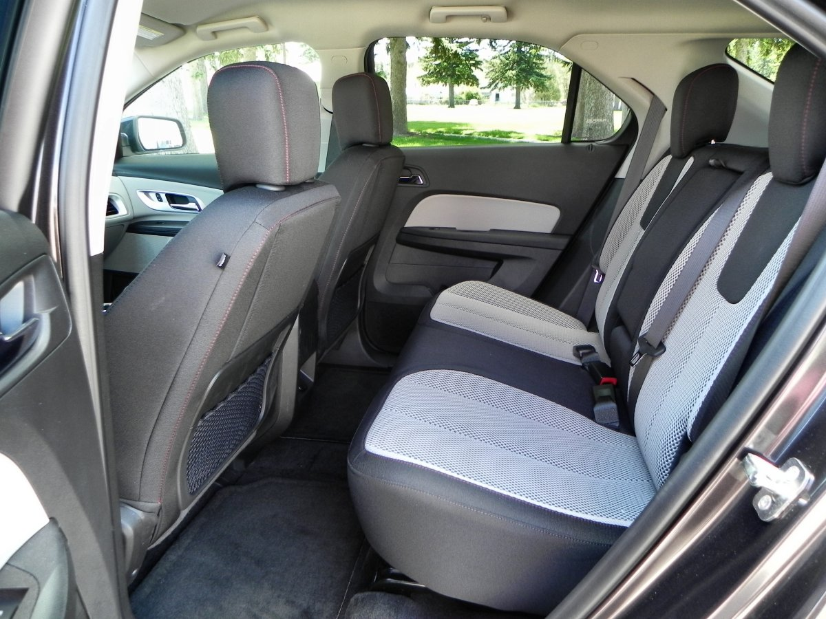 Midwest Automotive Designs >> 2015 Chevrolet Equinox Holds Its Age Well | Aaron on Autos