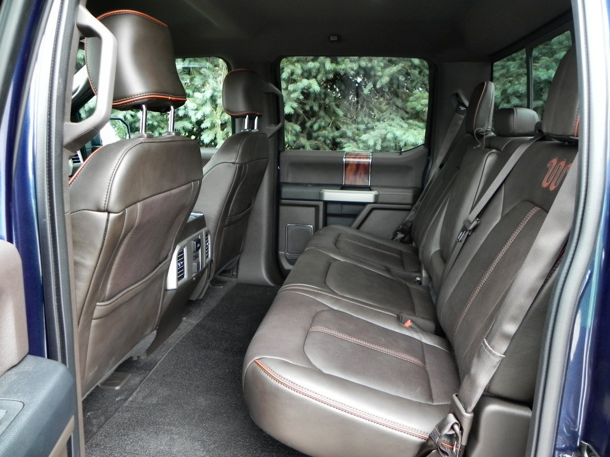 Captivating 2015 Ford F 150 King Ranch Is Comfortable Aluminum Muscle Pictures Gallery