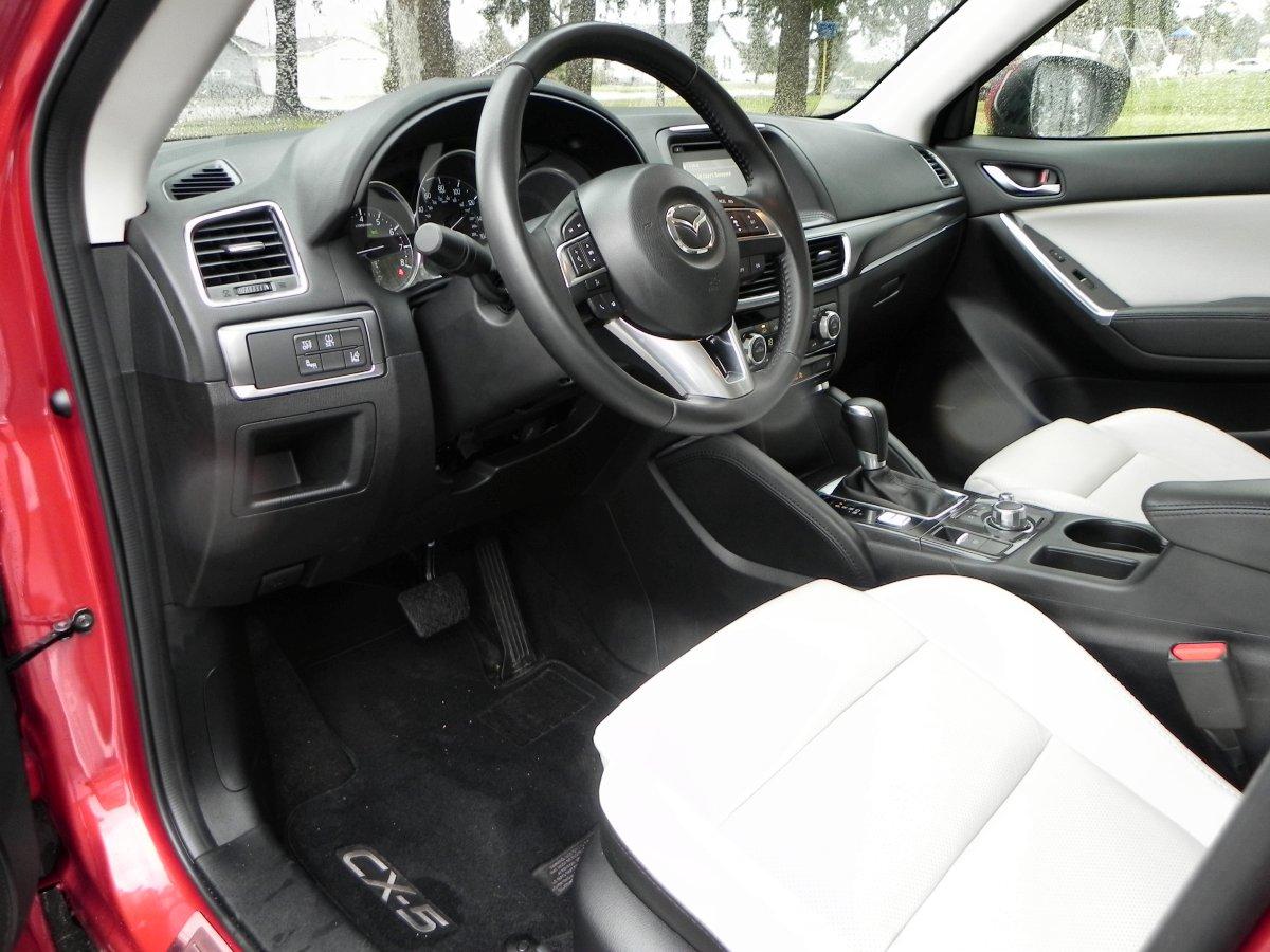 2015 Mazda CX 5 Is Fun Drivinu0027 Family Haulinu0027