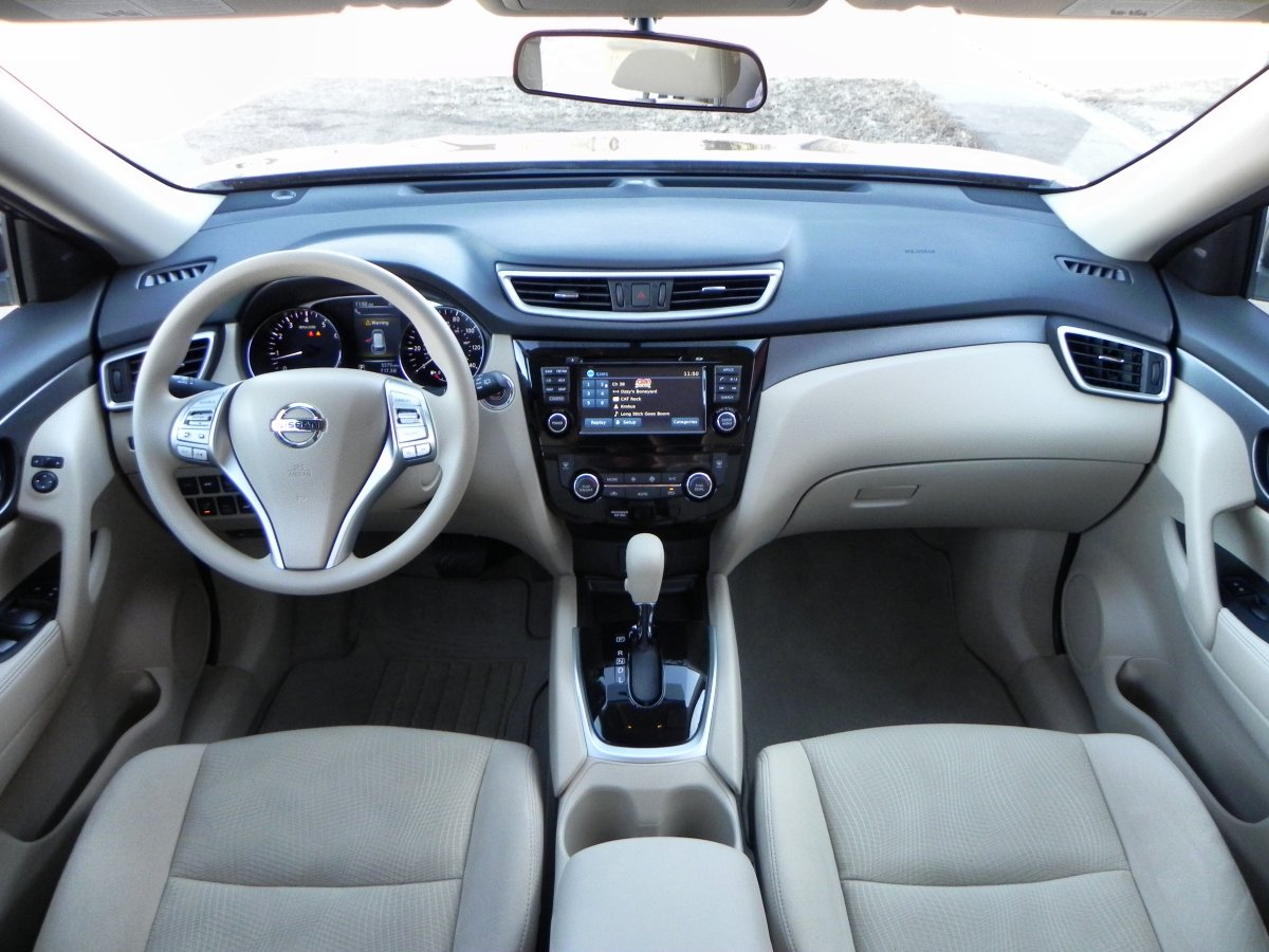 2015 nissan rogue still the grownup s scamp aaron on autos. Black Bedroom Furniture Sets. Home Design Ideas