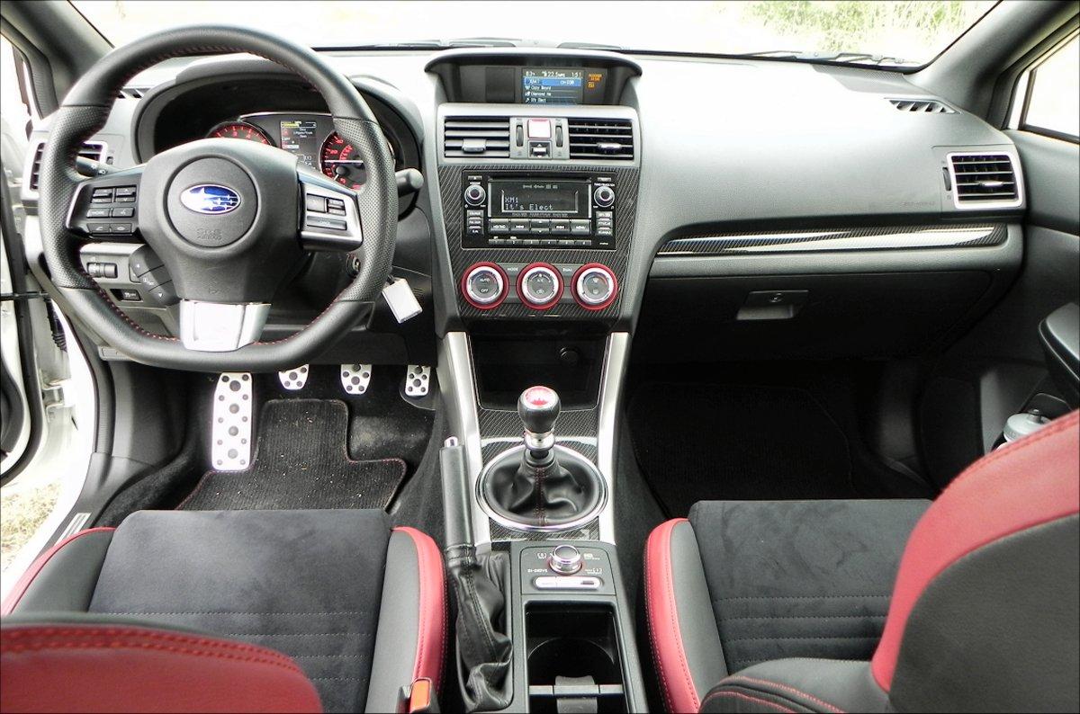 2015 Subaru WRX STi Gallery