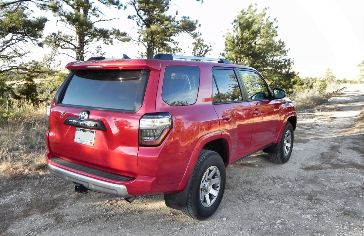 2015 toyota 4runner trail interior review aaron on autos. Black Bedroom Furniture Sets. Home Design Ideas