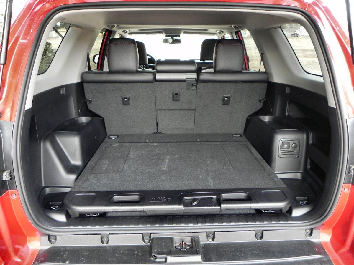 2015 Toyota 4Runner Trail   Interior 6   AOA1200px