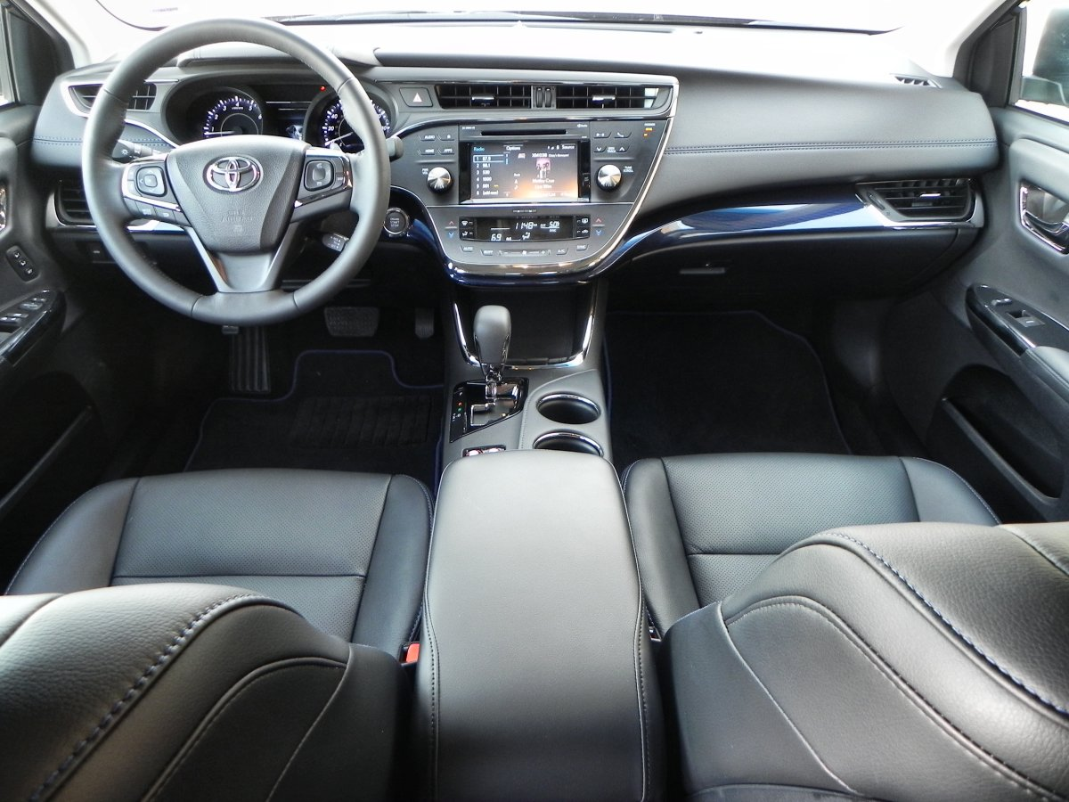2015 Toyota Avalon Gallery