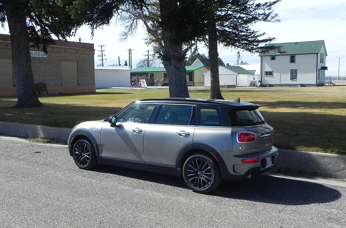 2016 Bmw Mini Cooper Clubman Gallery Aaron On Autos