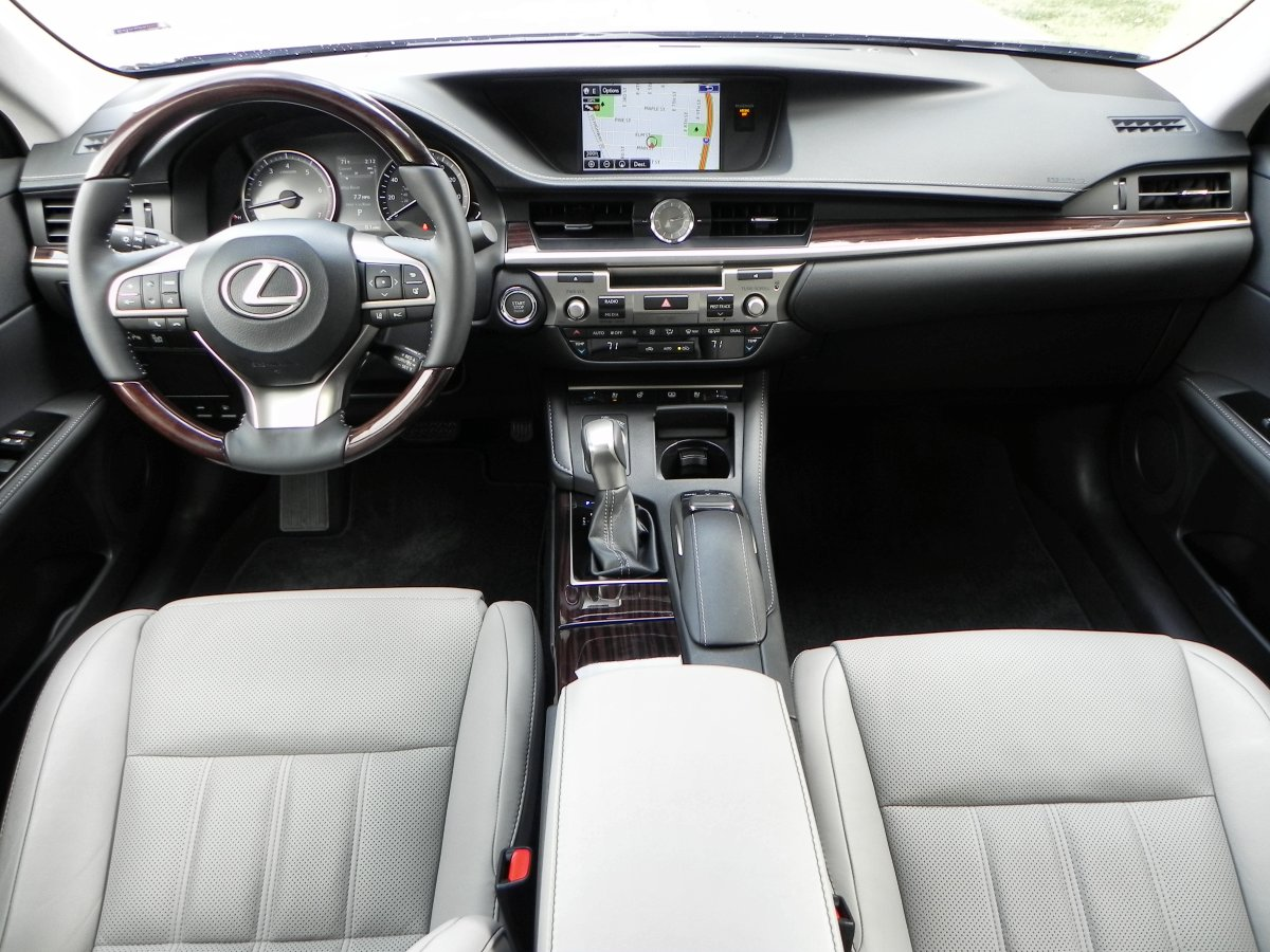 2016 Lexus ES 350 Gallery Aaron On Autos