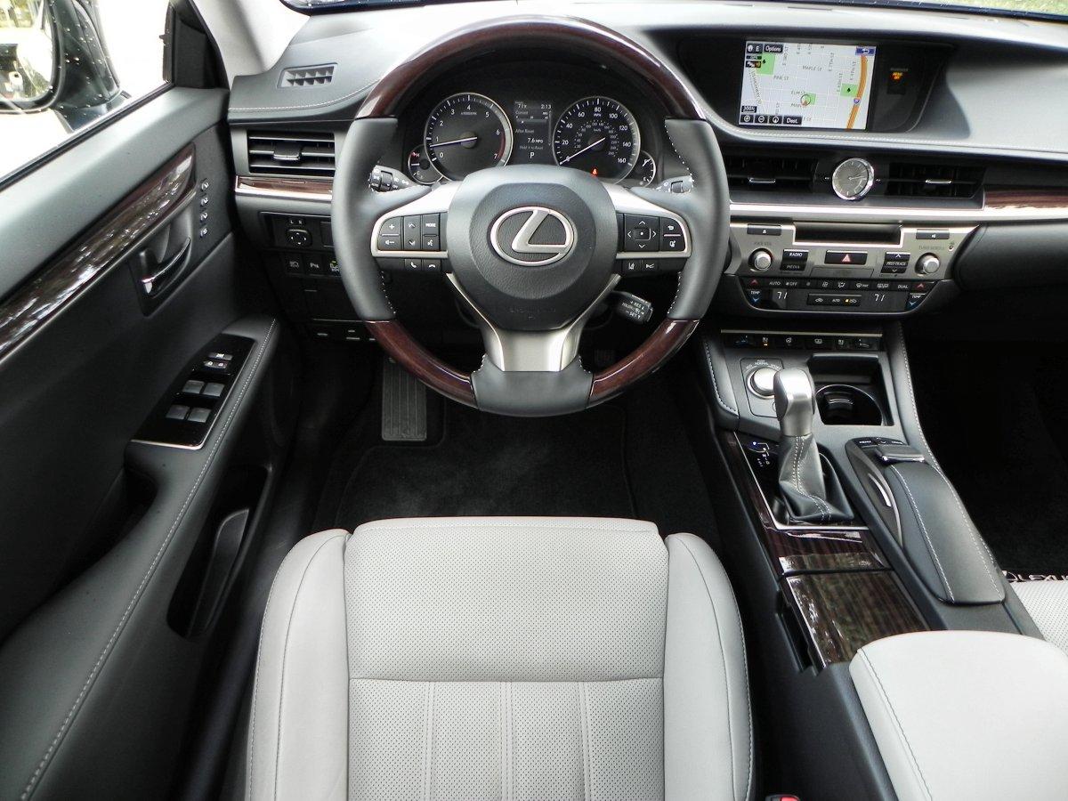 2016 Lexus ES 350 Gallery Aaron On Autos
