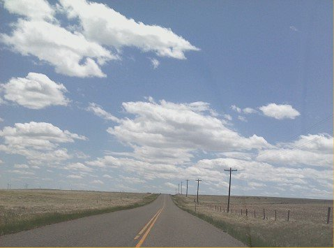 A Wyoming Drive: County Road 164