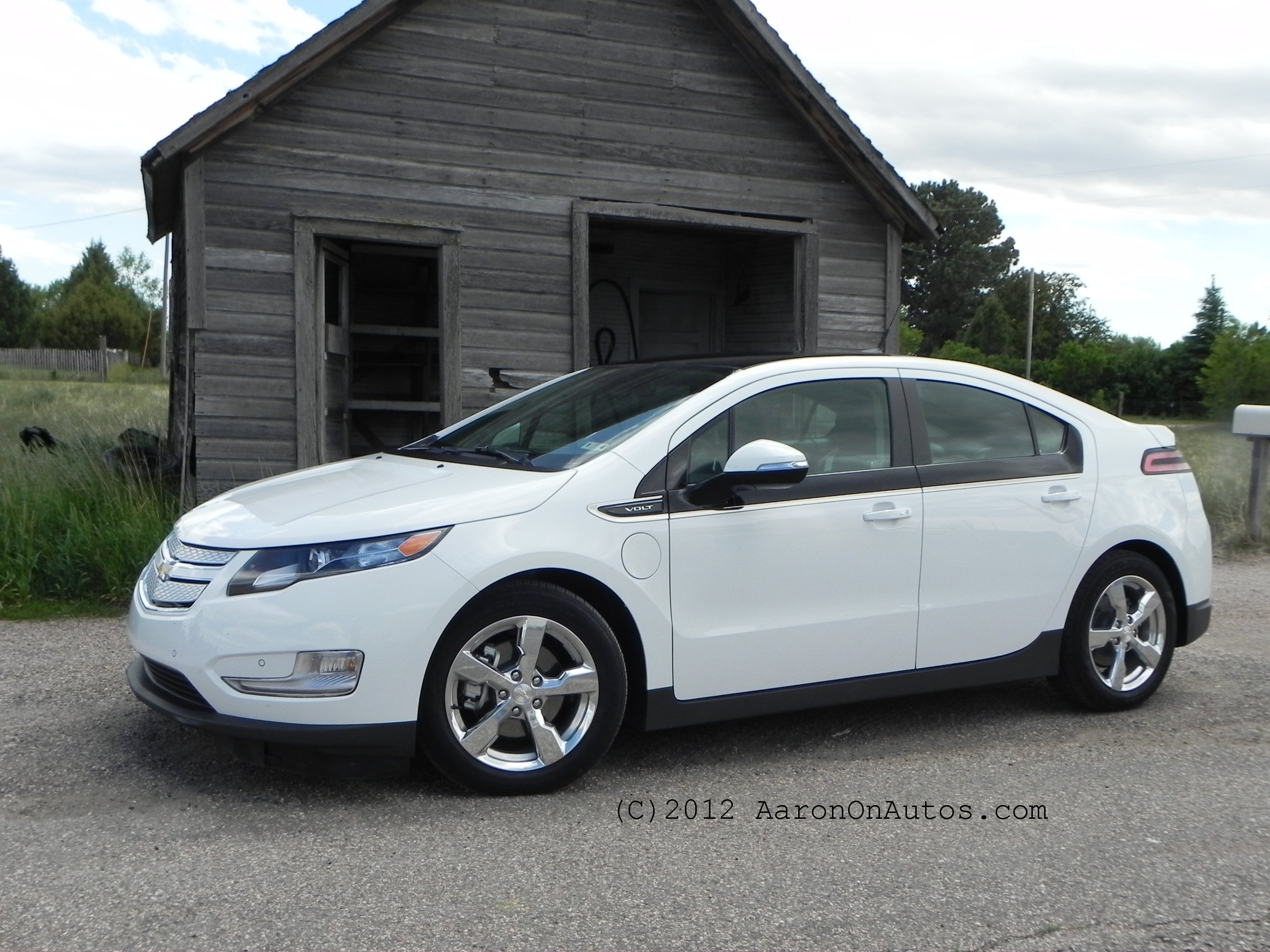 The 2012 Chevrolet Volt