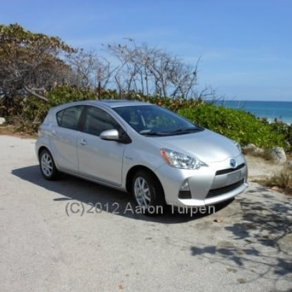 2012 Prius c – extreme efficiency on a budget