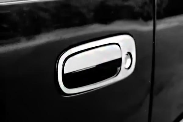 Door Handle Replacement on Late Model Vehicles