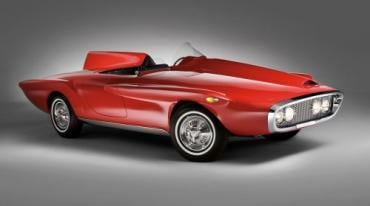 Plymouth XNR one-off concept sells for nearly $1 million