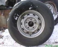 Pre-1996 Ford F150 Chassis Wheels