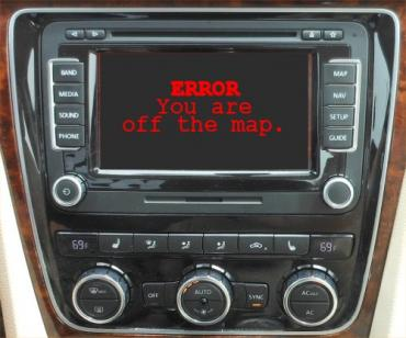 Blips in the GPS radar – how useful is that nav system, really?