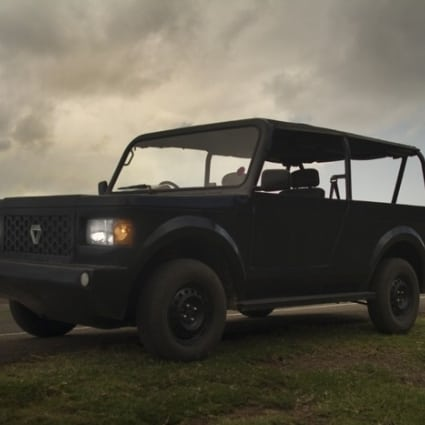 The $6,000 SUV that seats 8 and is tough enough for the African bush