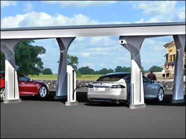 Bursting Tesla's charging station bubble