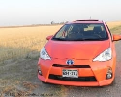2012 Prius c – A Deeper Look at Toyota's City Car