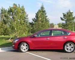 2013 Nissan Altima – High Class and High Mileage Meet