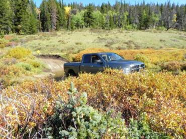 RMAP 4xFall in Colorado puts journalists offroad in a dozen new vehicles