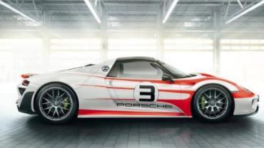 Porsche 918 Spyder brochure leaked – 800 HP, 78 MPG