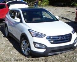 2013 Hyundai Santa Fe – the amazingly astute SUV