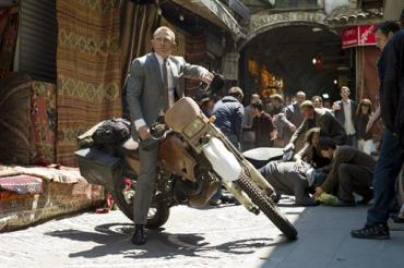 Honda and James Bond Skyfall – behind the scenes and a chance to win