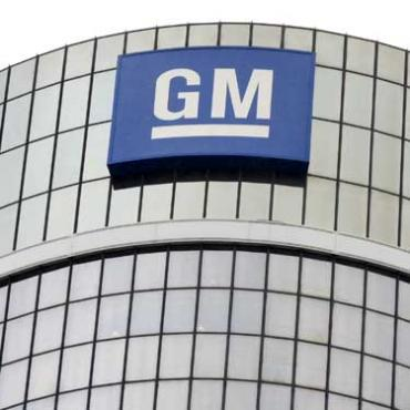 GM sees stock jump, surprising the industry