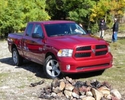 2013 Ram 1500 V8 – Surprising Ability in an Everyday Work Truck