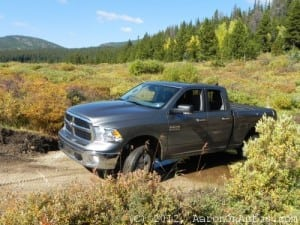 2013 Ram 1500 V6 – Amazing Working Power in a Fuel-efficient Package | Green Big Truck