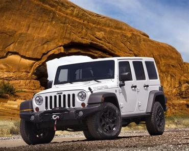 Jeep Wrangler repeats win of two Kelley Blue Book Best Resale Value Awards