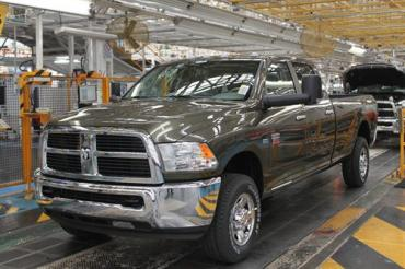 Ram 2500 Compressed Natural Gas truck enters production