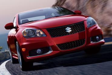 Suzuki drops U.S. market