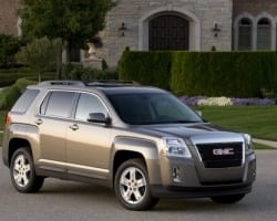 2013 GMC Terrain – Over 30 MPG from a fully-capable SUV