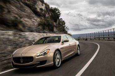 Official information on the 2014 Maserati Quattroporte released