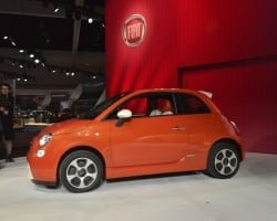2013 Fiat 500e – First Look At This New Electric Funhouse