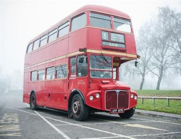 1962 Leyland Routemaster double-decker bus to be auctioned, Auto News