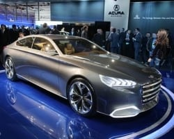 Hyundai HCD-14 Genesis Concept – Hitting NAIAS With Multiple FutureCar Techs