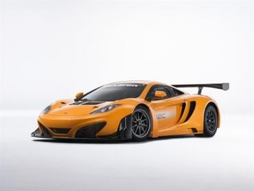 McLaren 12C GT3 details confirmed for 2013 global competition