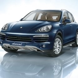2013 Porsche Cayenne Diesel – an award-winning, efficient SUV