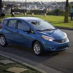 2014 Nissan Versa Note – a First Look at this compact hatchback