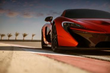 McLaren P1 interior revealed, plus more images of the supercar