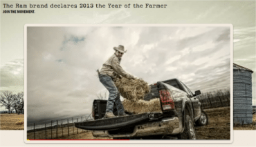 Ram wins Super Bowl YouTube Ad Blitz 2013 contest