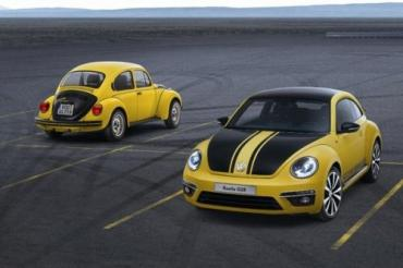 VW drops 'girlie' stigma with Chicago reveal of the Beetle GSR