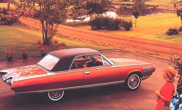 Coffee and a Concept – The 1962-64 Chrysler Turbine