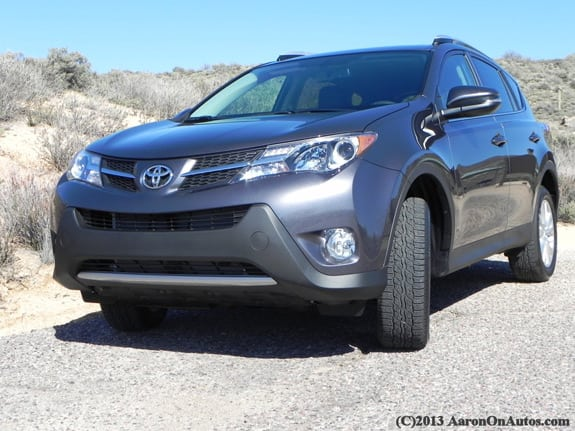 The 2013 Toyota RAV4 Sports Both Value And Style – Guys Gab