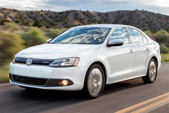 Review: 2013 Volkswagen Jetta Hybrid