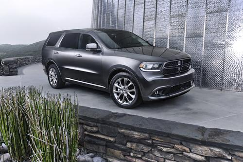 2014 Dodge Durango breaks cover in New York